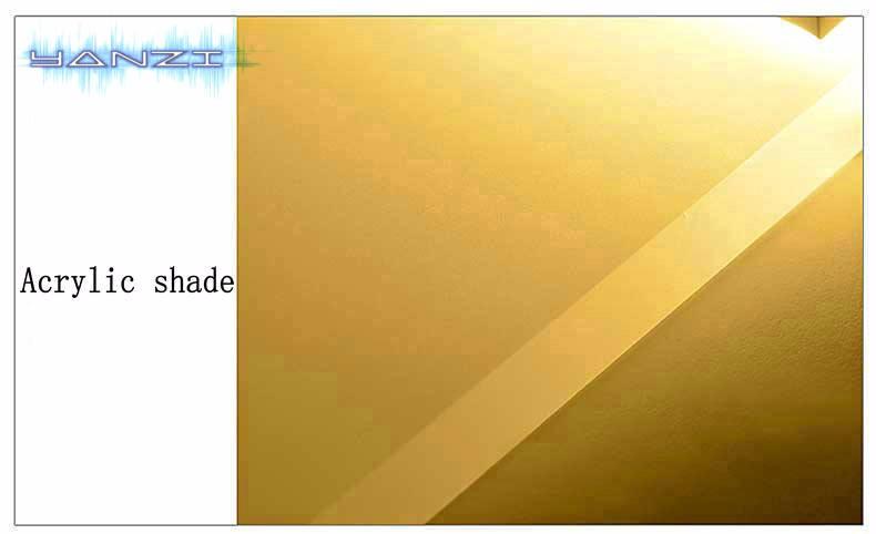 Купить 12 Вт Теплый Белый Крытый СВЕТОДИОДНЫЙ Настенный Светильник Спальня Свет Прикроватные Гостиная Прихожая Балкон Лестницы Настенный Светильник Акриловые Бра AC85-265V