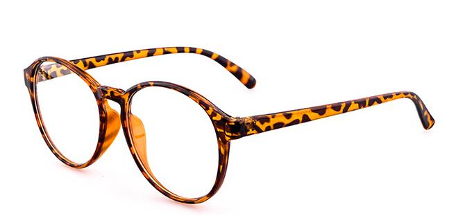 Vintage Printing Glasses Frame 2015 Round Eyeglass Frames Women/Men Oculos De Grau Feminino(China (Mainland))