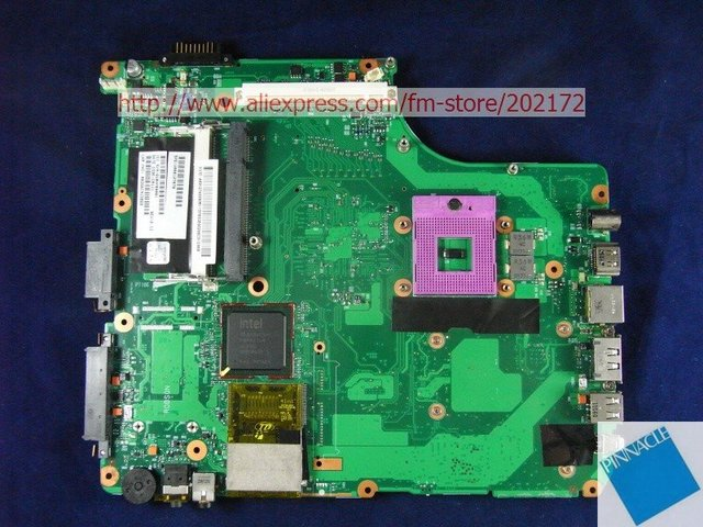 MOTHERBOARD FOR TOSHIBA A300 V000127070 V000126440 6050A2171501 PT10G PM45 WITH HDMI 100% TSTED GOOD