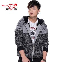 New 2016 Hoodies Men Mesh Printed Designs Fleece Hip Hop Hoodie Sweatshirt Mens Sport Jogging Tracksuit Sudaderas Hombre 5XL 175(China (Mainland))