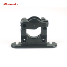 Micromake 3D Printer Parts DIY Plastic Injection Extruder Kossel Reprap  New ABS Alloy Material with Bearings and Screws