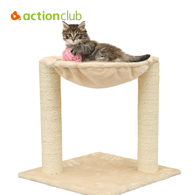 Actionclub Cats House Wooden Clamping Furnitures 2016 New Arrival Cats Scartchers Furniture (Fedex & 2-7Days)(China (Mainland))