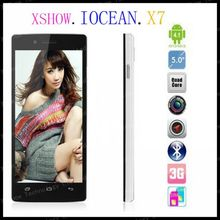 freeshipping iocean X7  youth Elite 1/2GB RAM Smart phone MTK6589T quad core 5 inch FHD 1920x1080pixel Android 4.2 3G WCDMA(China (Mainland))