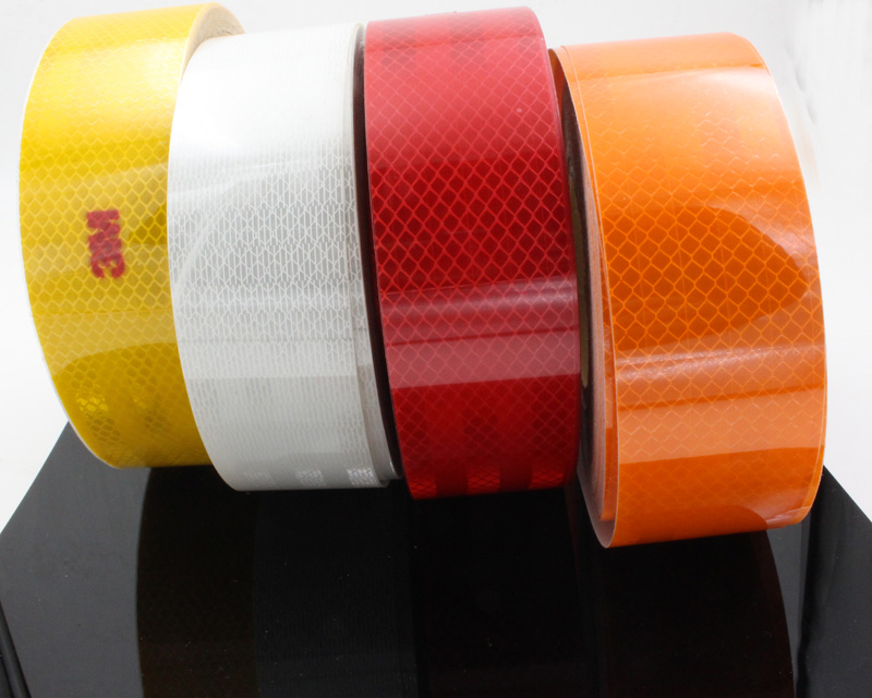 5 m x5cm Car Reflective Safety Warning Label Film Accessories Motorcycle Bicycle DIY Fluorescent Decorative Reflective Stickers<br><br>Aliexpress