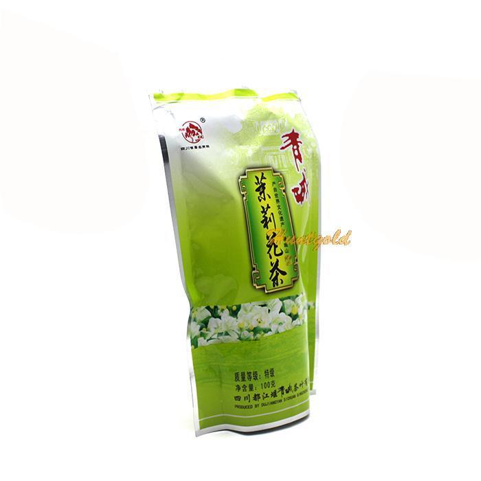 Гаджет  100g Special Grade Natural Flower Tea Scented Tea Jasmine Tea Sterilize Effect None Еда