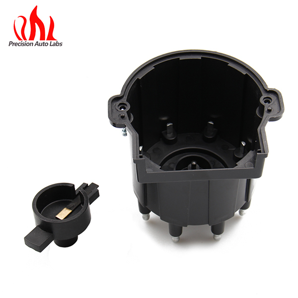Car Replacement Parts Ignition Distributor Cap and Rotor for Chevy V8 Ignition System High Performance
