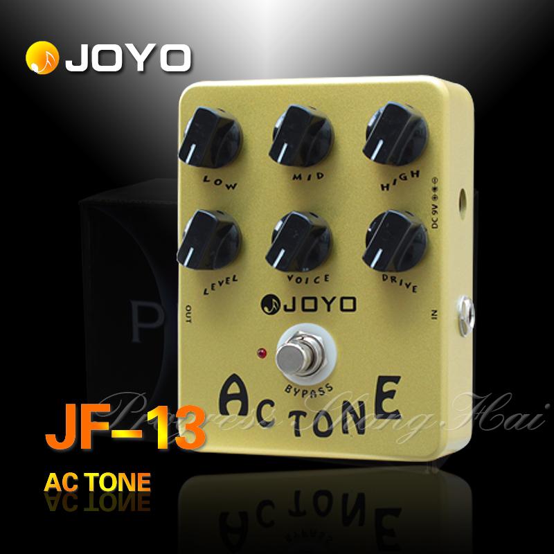 JOYO JF-13 Ac tone Speaker simulation electric guitar single block effect