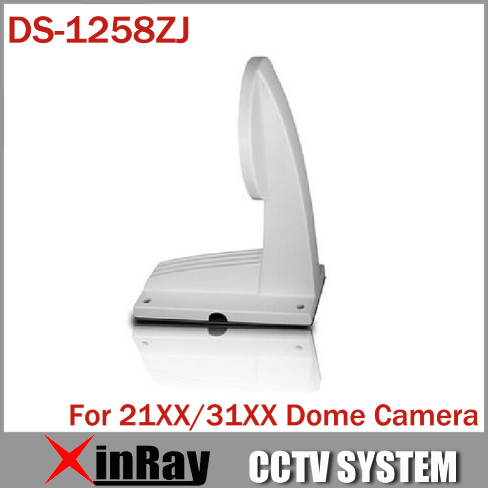 Гаджет  Free shipping Original Hikvision Wall Mount bracket  DS-1258ZJ for Hikvision IP Camera DS-2CD2132-I  DS-2CD2132F-IS None Безопасность и защита
