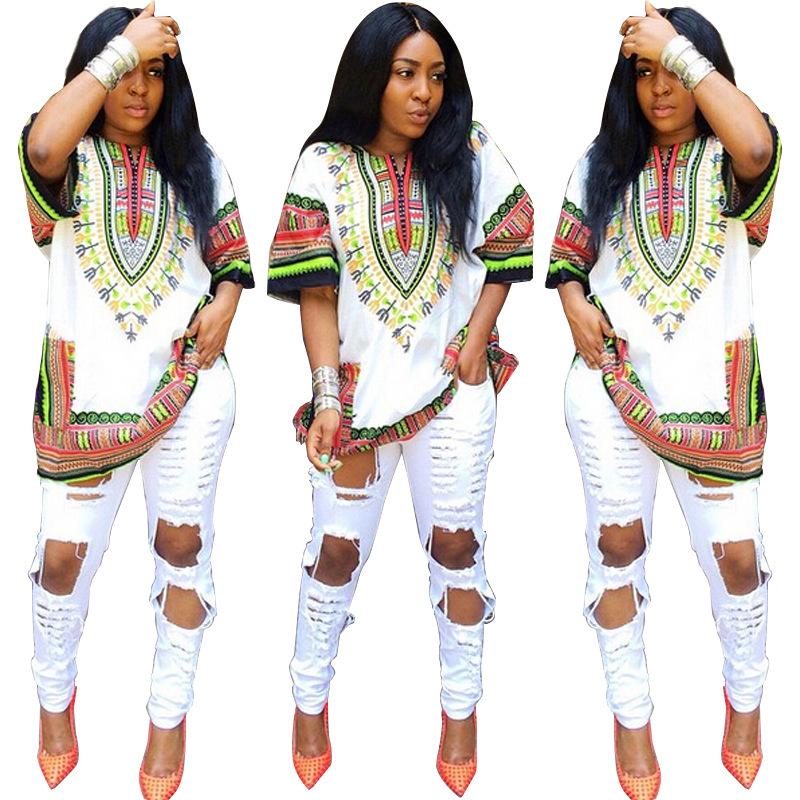 Robe indienne Sari Nouvelle Arrivée Femmes Sari Femmes Indien Saree 2016 New Folk Style Rétro Mode Loisirs Robe Kf570 Impression(China (Mainland))