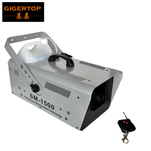 By Fedex 4x 1500W Snow Machine Freeshipping Wireless Remote Control 1500W Stage Light Snow Machine 90V-240V Wedding Snow Machine(China (Mainland))