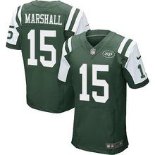 2016 elite Men New York Jets #15 brandon marshall #24 Darrelle Revis 87 Eric Decker 74# Nick Mangold,50# Lee Green white draft(China (Mainland))