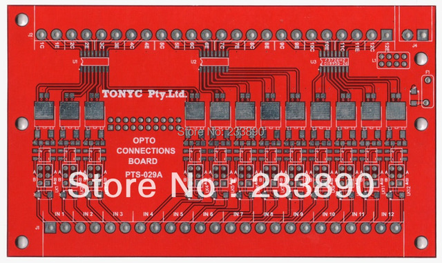 fr4 smart board siding printed circuit boards Prototype PCB  pcb manufacturing 4 layer asicminer block erupter