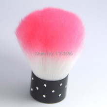 Professional Portable Makeup Brushes Make Up Make-up Brush Cosmetic Set Kit Tools Mushroom Kabuki Blush Brush zE1DX