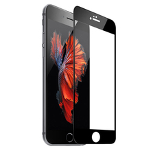Original Full Cover Tempered Glass Screen Protector for Apple iPhone 6 6S 6 Plus 6S Plus 7 7 Plus Glass Film 0.3mm 2.5D HD Film