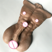 real size black man full silicone sex doll for women gay male sex dolls with realistic dildo sex dolls black brown