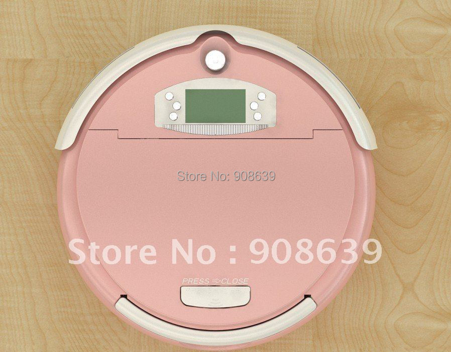 Free Shipping For Russian Buyer/4 IN 1 washing vacuum cleaner robot (Sweep,vacuum,Mopping Floor, UV)(China (Mainland))