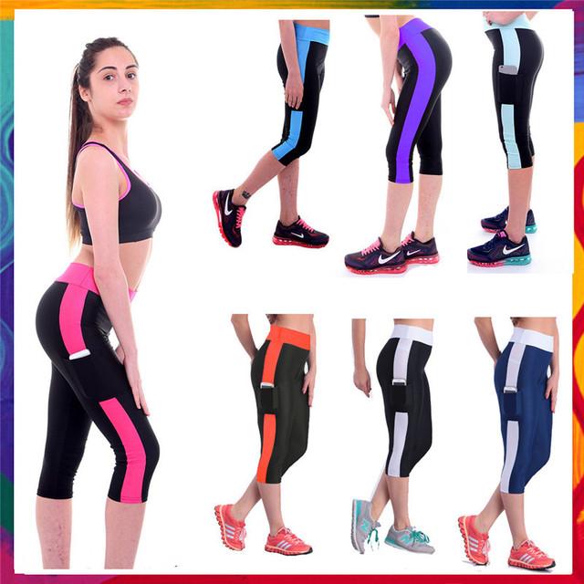 2016 горячая фитнес-мяч женщины , работающие колготки женщин спортивные брюки запуск ...
