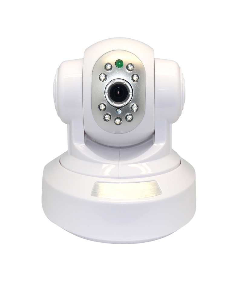 Patrol Hawk PH-186 P2P Plug and Play Wireless IP Camera With TF/Micro SD Memory Card Slot Free Iphone Android App Software