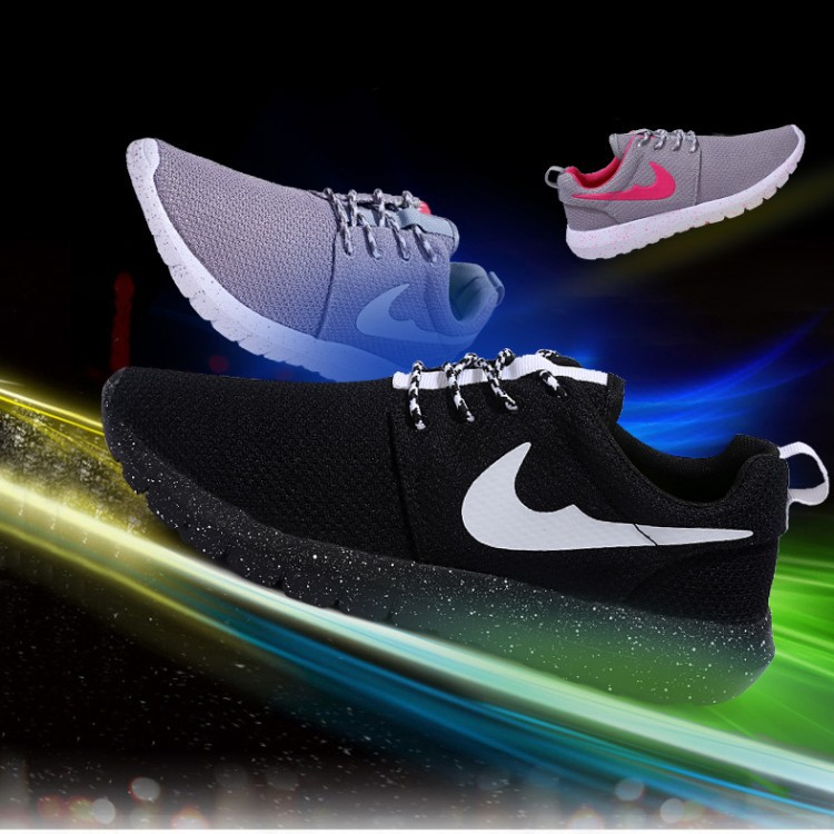 Free shipping 42colors Roshe run Men&Women running shoes, fashion sports athletic walking shoes EUR size 40-45, Women size 36-40(China (Mainland))