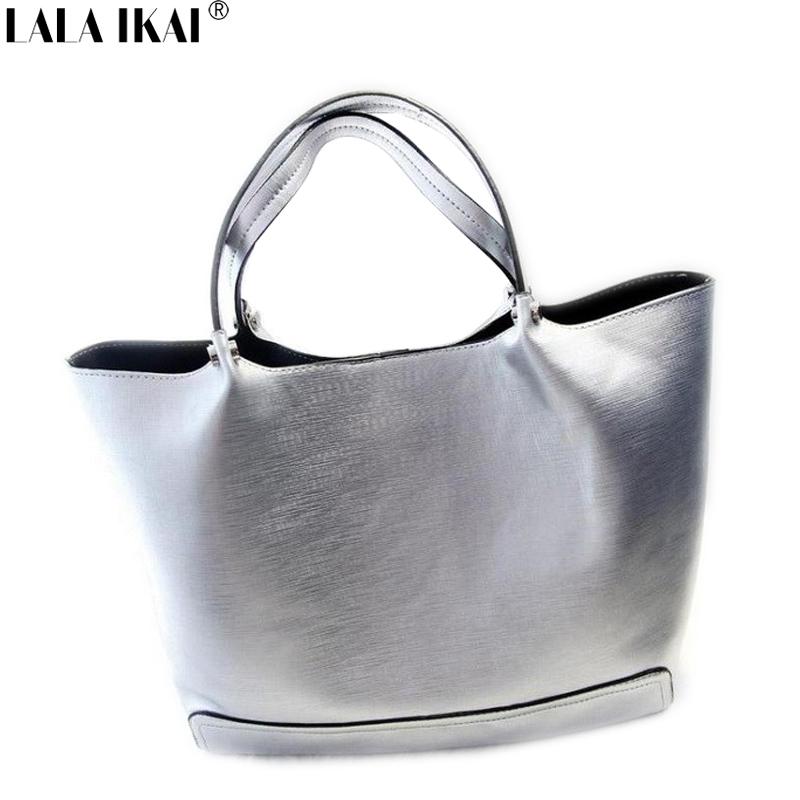 Brand Solid Casual Bolsas Women's Handbag Designer Sliver Women's Shoulder Bag Beach Tote Suit Bags Designer Women Bag BWC0210(China (Mainland))