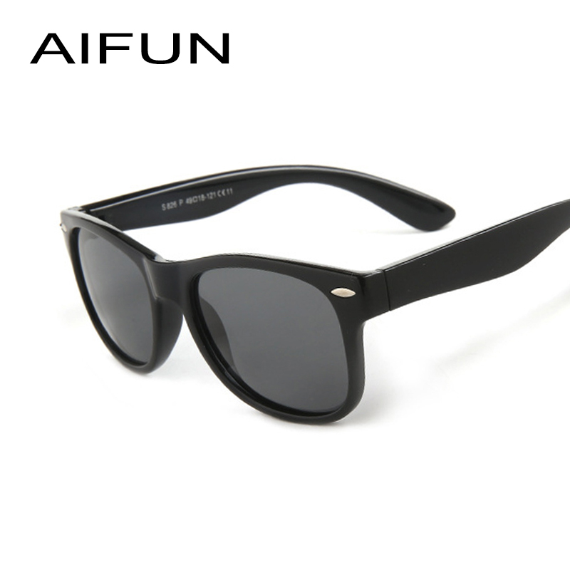 AIFUN Vintage Baby Boy Girls Kids Polarized Sunglasses Top Fashion Coating Sun Glasses Childrens Sunglass oculos de sol AF-826(China (Mainland))