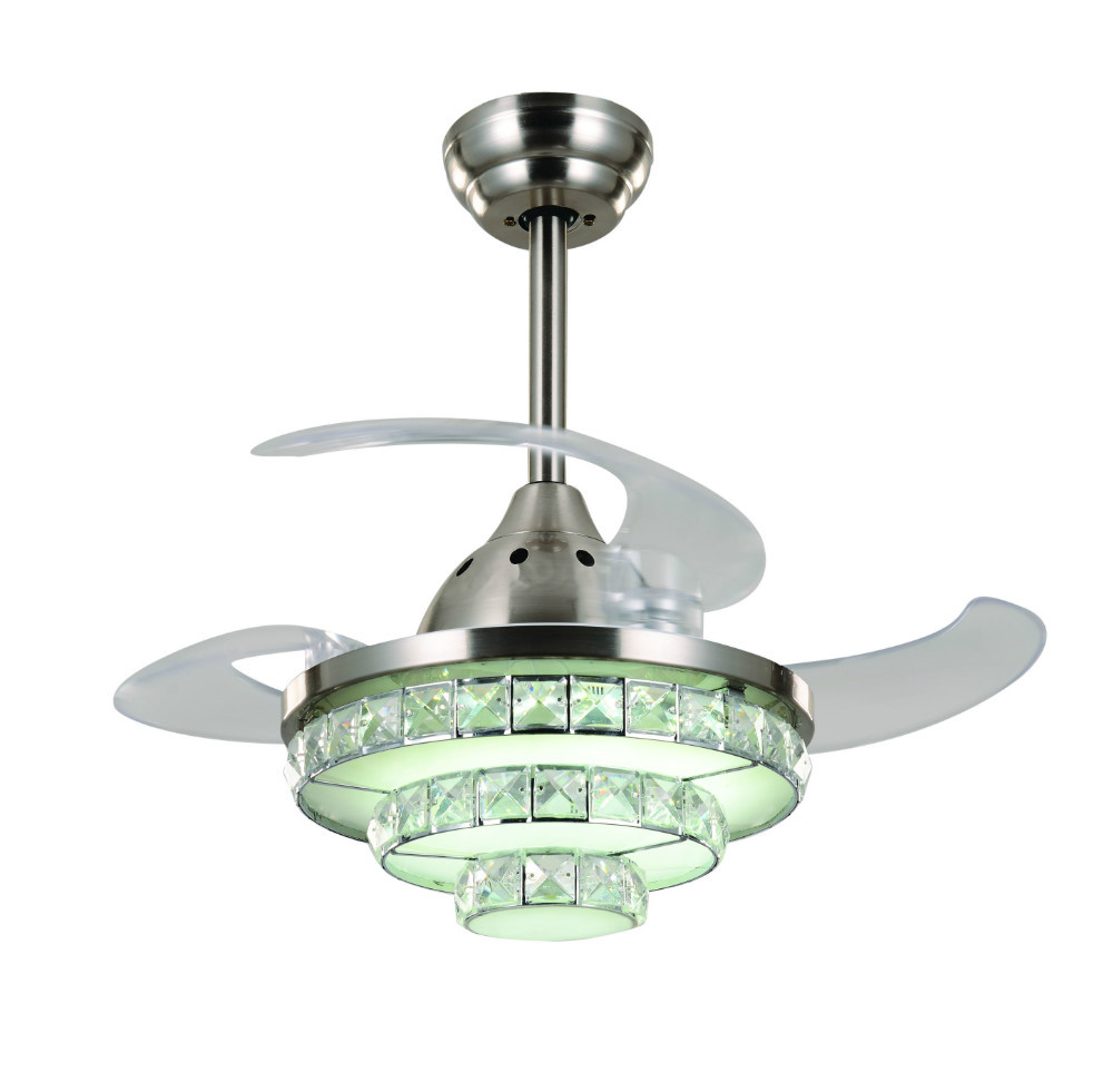 Alibaba Modern Ceiling Lights : Modern contracted led ceiling fan light minimalist for