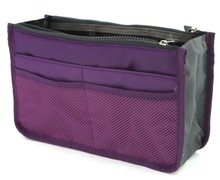 Outdoor Mens Ladies Travel Toiletry Wash Bag Makeup Case Double Zip 63323-63333(China (Mainland))