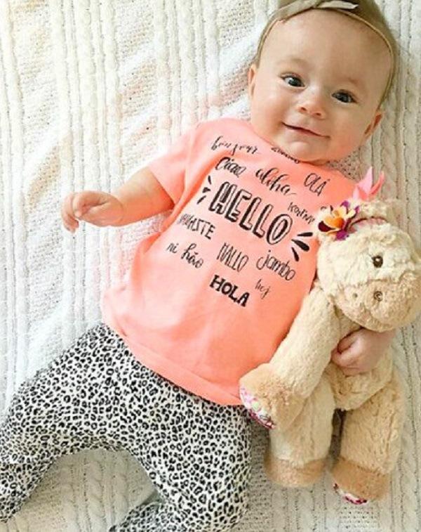 2016 new fashion baby boy girl clothes unisex long-sleeved printing 2pcs newborn clothing set hello kitty next minnie bebes kids(China (Mainland))