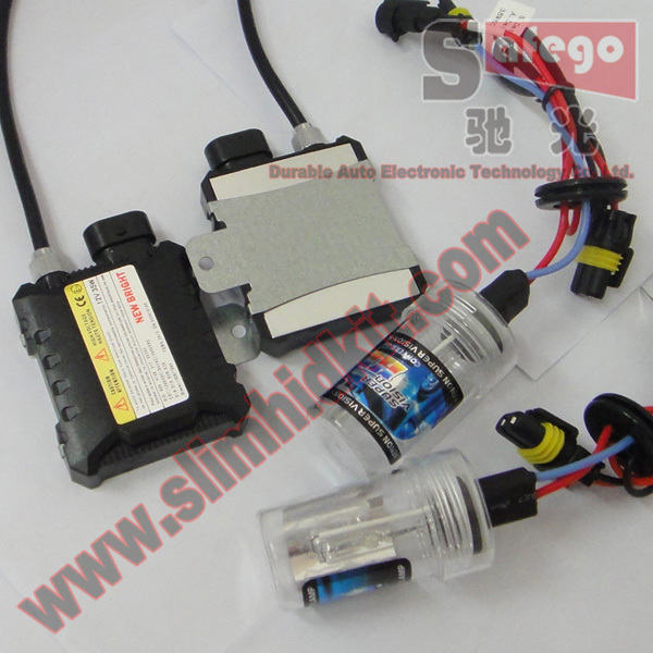20 sets Newest xenon h1 5000k 35w kit suitable for car projector hid H1 H3 H4 H7 H8 hid xenon kit free shipping(China (Mainland))