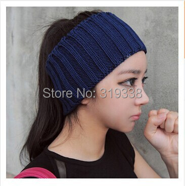 Retail women Knitted crochet Headband Ear Warmer Womens Fashion Fall Accessory 7 colors available WH061Одежда и ак�е��уары<br><br><br>Aliexpress