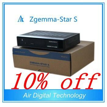 Zgemma Star S decoder hd satellite receiver linux xbmc cloud ibox II plus upgrade(China (Mainland))