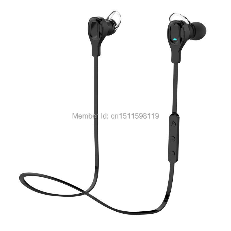 Roman S370 Bluetooth 4.1 Headset Earphone Stereo mp3 Music Sport hifi headphone Waterproof with Mic High quality for xiaomi note(China (Mainland))