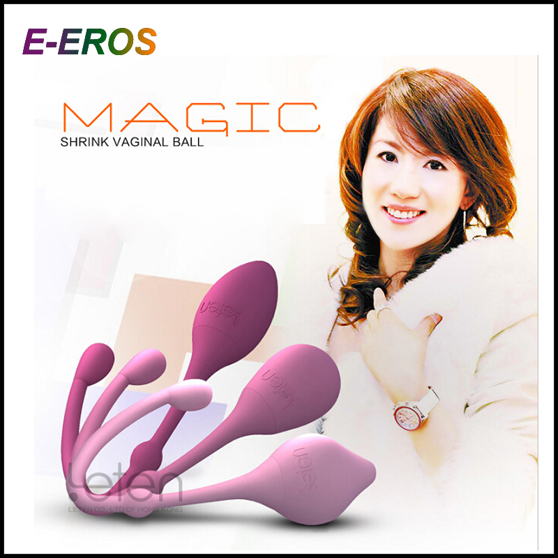 Thunder genuine female apparatus magic shrink Yin ball vaginal exerciser adult products wholesale to join<br><br>Aliexpress