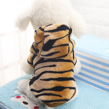 Buy Cute Tiger Hoodie Clothes pets dogs Winter Warm Coat Dog Costumes Small dogs Chihuahua Jacket Clothing Apparel Pets coat for $2.79 in AliExpress store