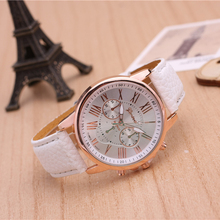 2016 new noble lady watches, leather strap a variety of colors, ms high-end quality watch, business watches, beautiful and easy