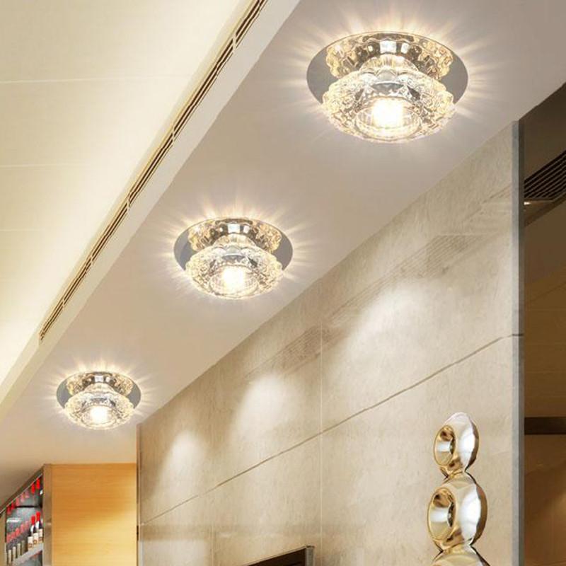 3w5w camera da letto led lamparas de techo per la casa moderna soggiorno  faretti luci corridoio luci lampadario abajur luminaria teto