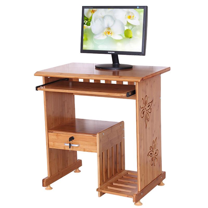 desktop computer desk wood desk desktop creative home desktop computer