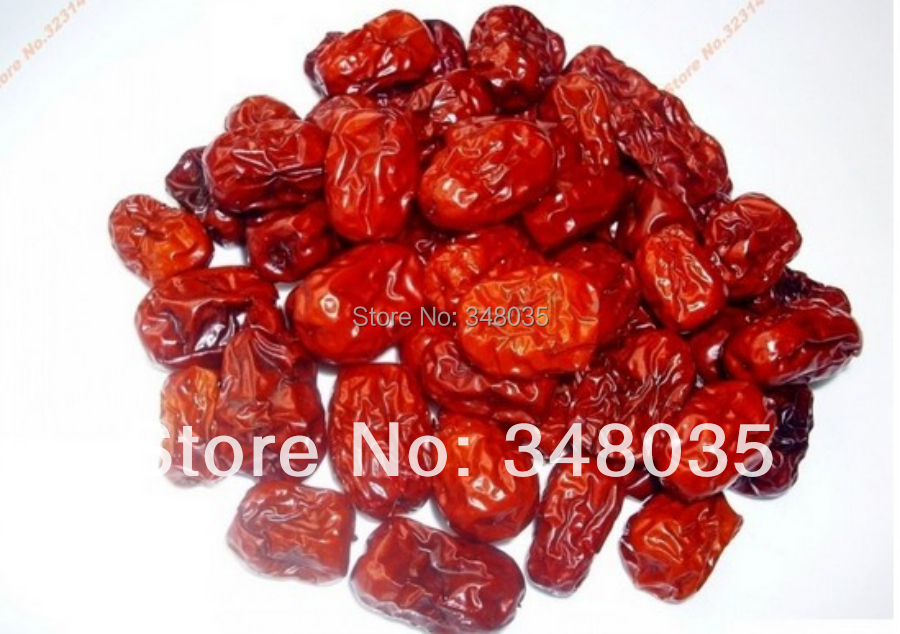 HOTSALE red jujube for stronger sex xinjiang organic dried fruit big red dry dates for herbal