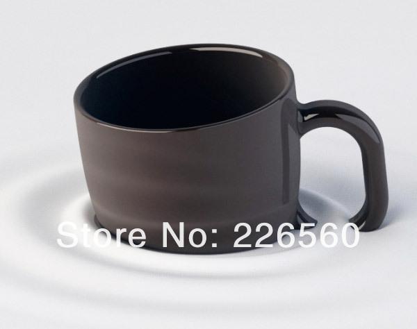 Free shipping 1Piece Ceramic Treasure Mug Novelty Coffee Mug(China (Mainland))