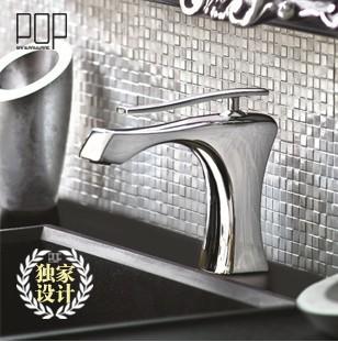 Здесь можно купить  Bathroom surface Mount Single Hole Chrome Finish Faucet F6126  Дом и Сад