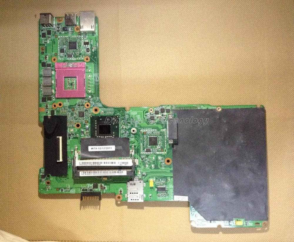 laptop Motherboard/mainboard for dell xps M1730 0Y012C CN-0Y012C for intel cpu 100% tested Fully(China (Mainland))