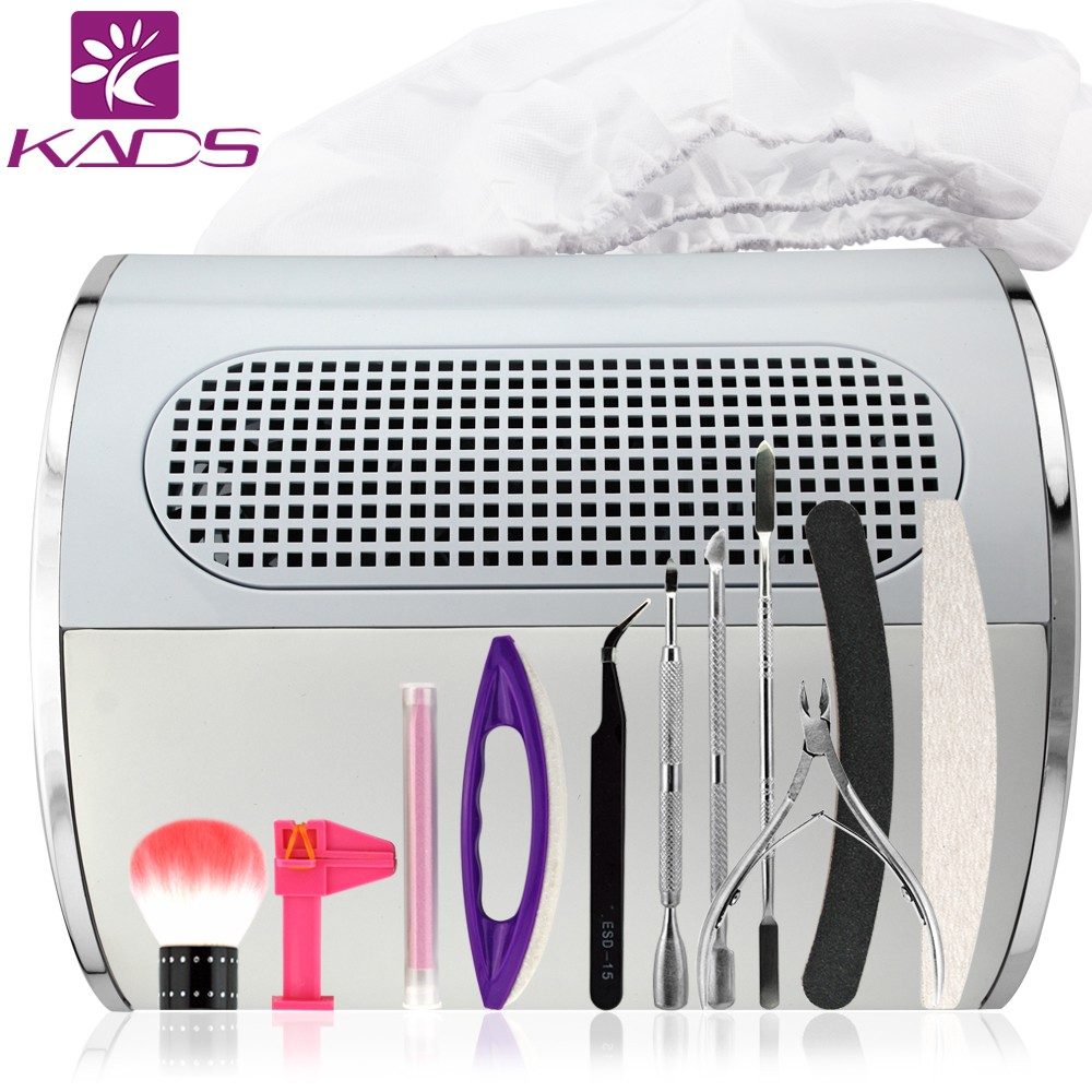 Nail Suction 20W Dust Collector Machine Vacuum Cleaner Nail Art Tools Nail File Buffer Cuticle Pusher Scissor with Nail Dust pen(China (Mainland))