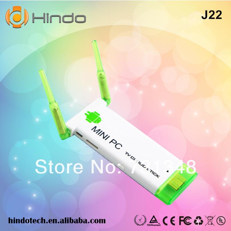 CX-919II J22 Quad core RK3188 Android TV Stick IPTV Cortex A9 2GB RAM 8GB Nand Flash TV Dual WIFi antenna Dongle Android 4.4.2(China (Mainland))