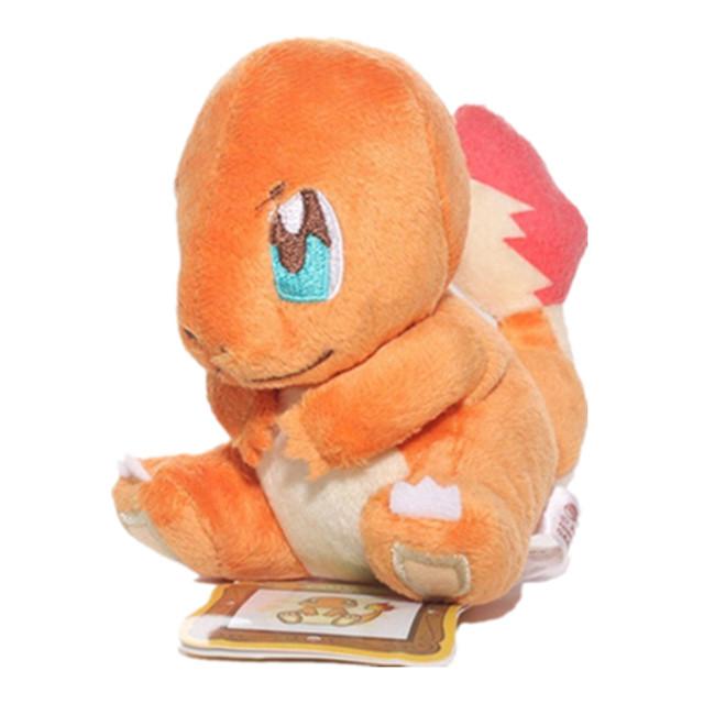 """5.5 """" покемон плюшевые игрушки Charmander 14 см симпатичные плюшевые игрушки куклы Anieme покемон для рождения детей рождественский подарок"""