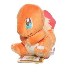 "5.5"" Pokemon Plush Toys Charmander 14cm Cute Stuffed Plush Toy Doll Anieme Pokemon For Kids Birthday Christmas Gift(China (Mainland))"