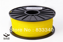 High Quality 4 spools ABS 3.0mm solid color for Makerbot/Reprap/Mendel/UP 3D Printer FEDEX Free Shipping