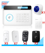 2016 New Hot Selling Wireless Etiger S4 GSM alarm system Home Burglar Security Alarm system with Android/ios App alarm System