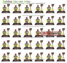 3 Paul Bettany Vision Marvel action Minifigures lweapon sets friends bricks building blocks Models Baby legoe toys - BaiLianDa Co.,Ltd Store store