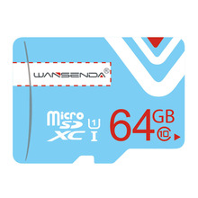 Original wansenda memory card 4g 8g micro sd 16g 32g 64g microsd TF android system Free SD Adapter - Dream store
