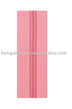 5# bag zippers of nylon
